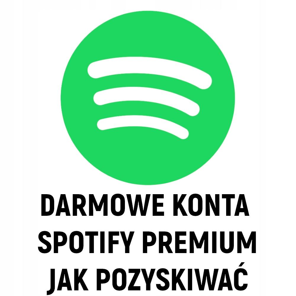 Darmowe Konta Spotify Premium 100k Dziennie 7815091075 Oficjalne Archiwum Allegro