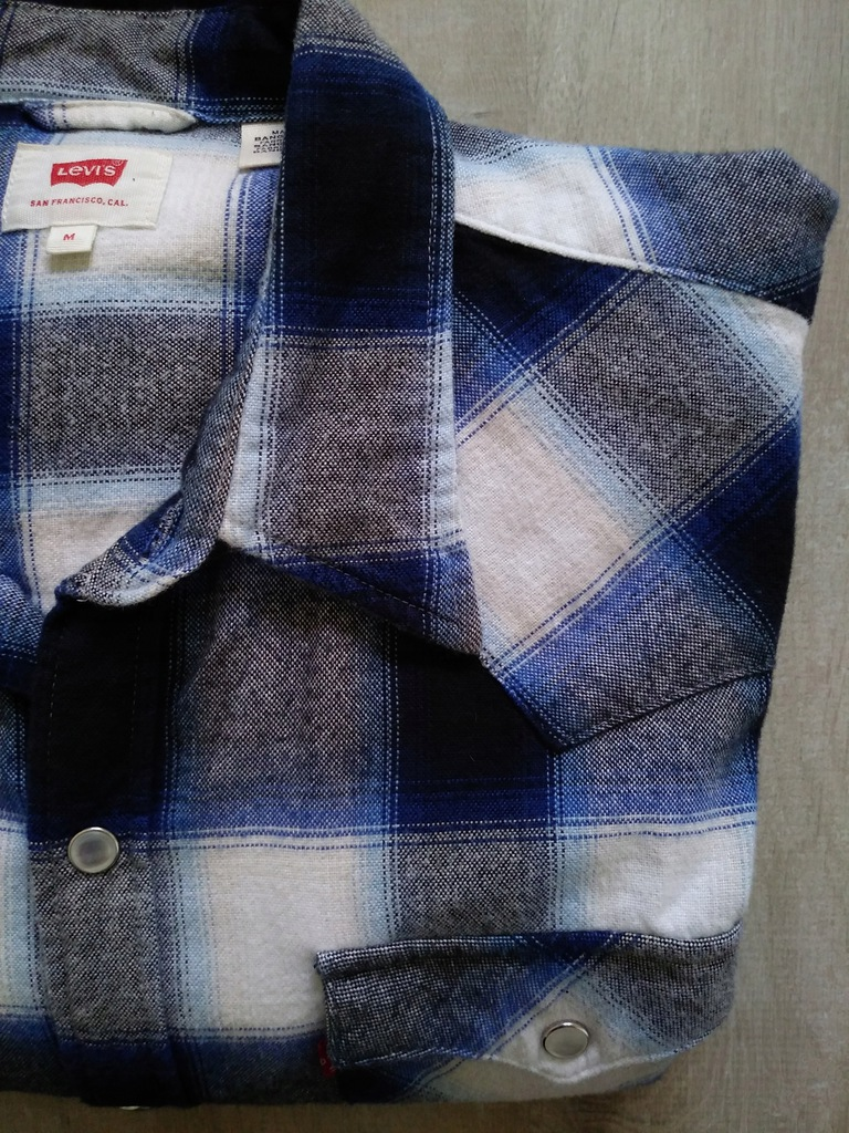 Koszula męska Levi's, rozmiar M