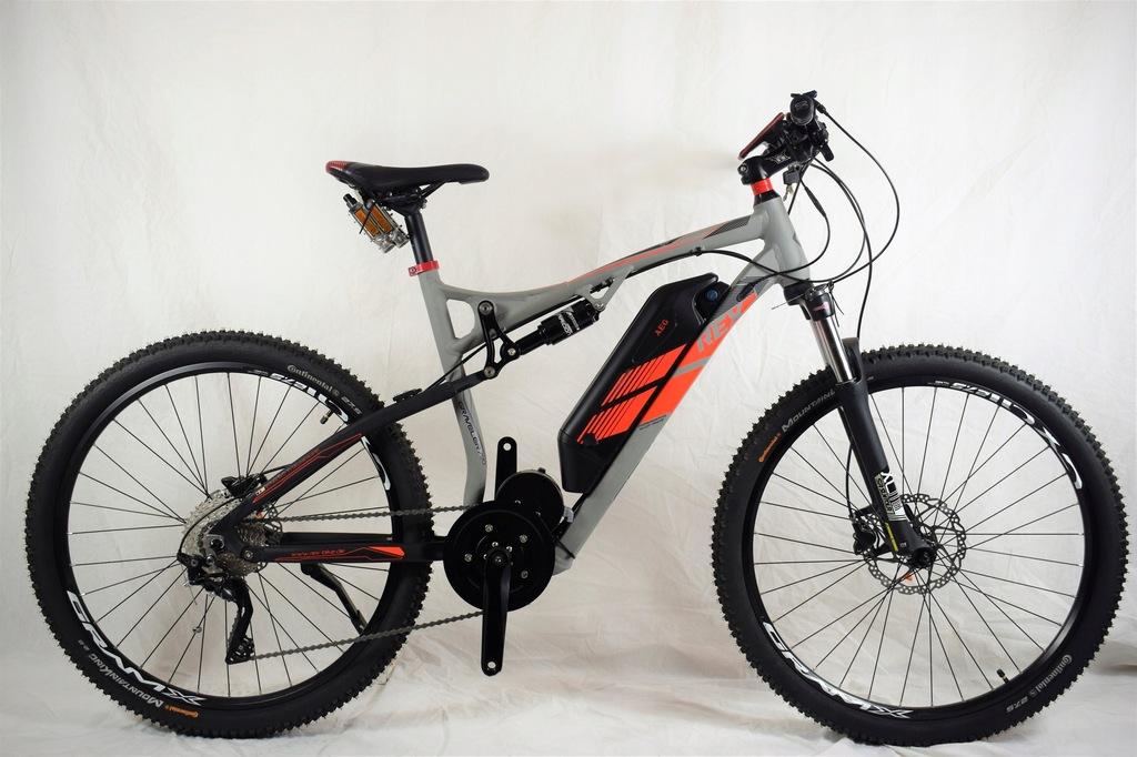 Rower Elektryczny Ful 27,5 Testowy REX 48V Deore!
