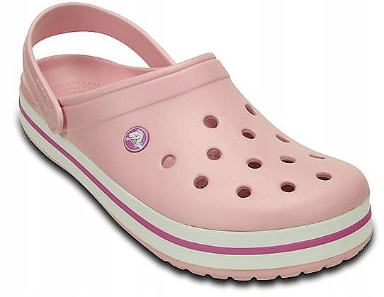 buty Crocs Crocband - Pearl Pink/Wild Orchid 36/37