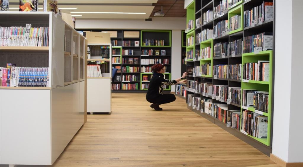 Zostań bibliotekarzem na jeden dzień