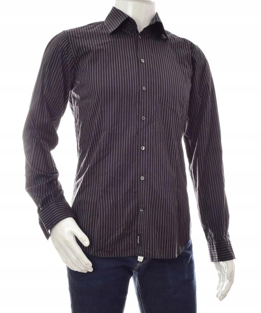 Strellson Koszula męska slim elegancka ~ EU 40 7821749969  UsLu4