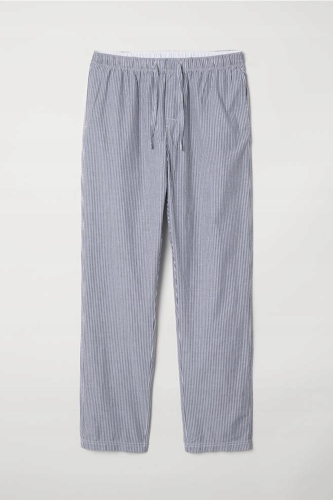 H&M, XS spodnie piżamowe, bawełna