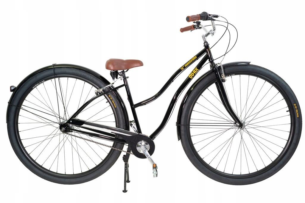 "ROWER QU-AX Monsterbike na kole 36"" duże koło"
