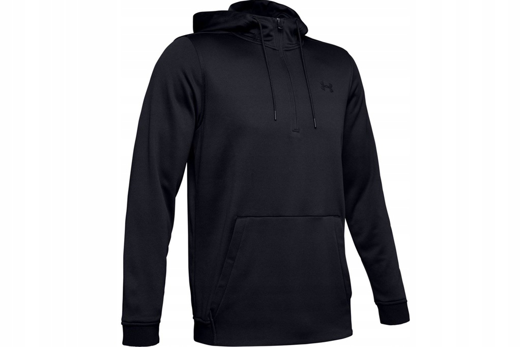 UNDER ARMOUR FLEECE 1/2 ZIP HOODIE (S) Męska Bluza