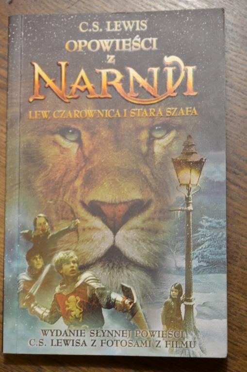 Opowieści z Narnii - Lew, czarownica i stara szafa