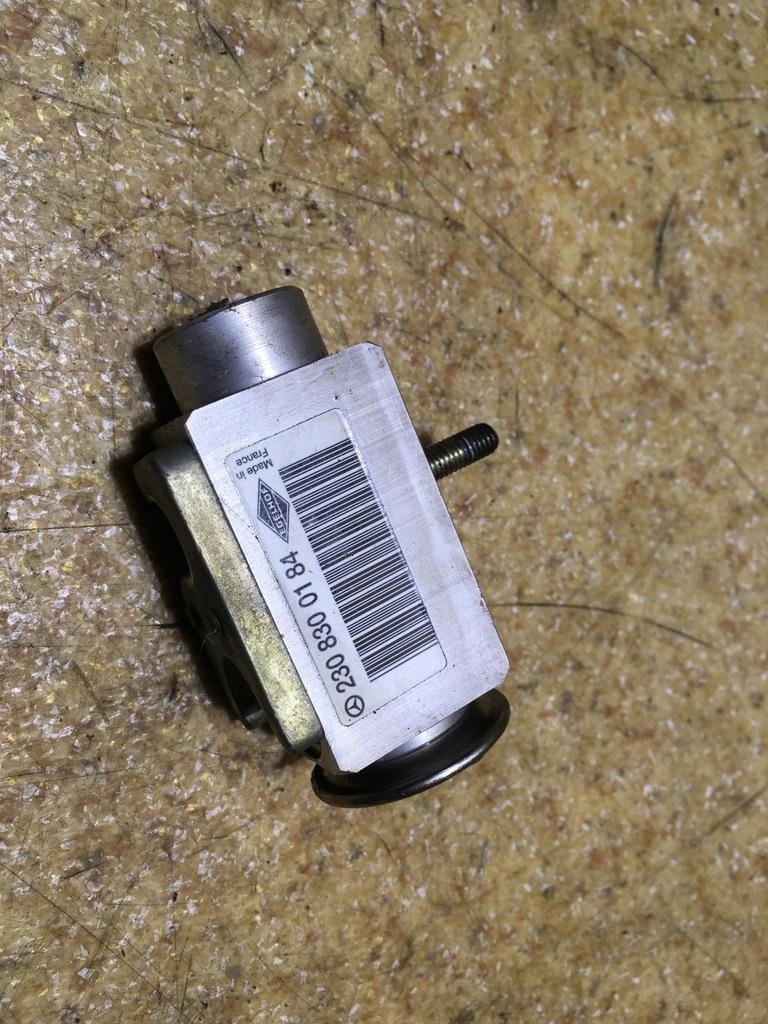 Zawór rozprężny 2308300184 Mercedes W211 E-klasa