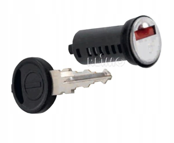 Cylinder wkładka do zamka i kluczyk x2 przyczepy