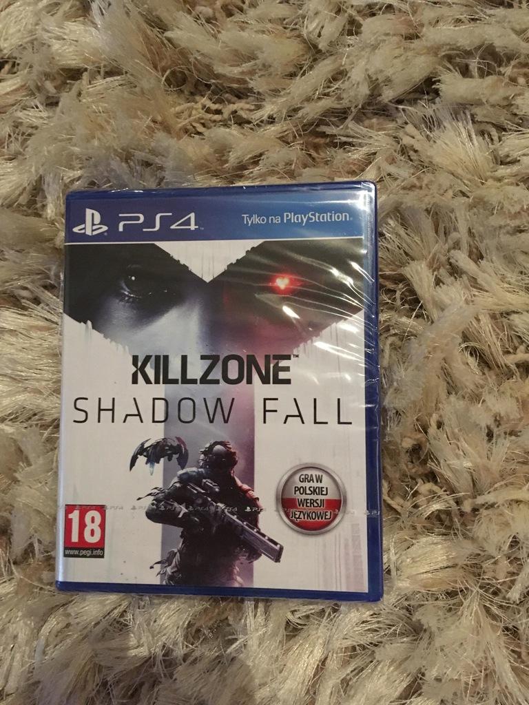 Killzone Shadow Fall Ps4 Nowa 7701880817 Oficjalne Archiwum Allegro