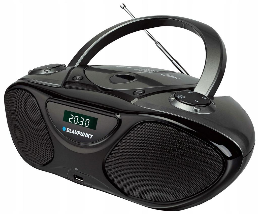 Radioodtwarzacz BLAUPUNKT BoomBox BB14BK WaWa 24H
