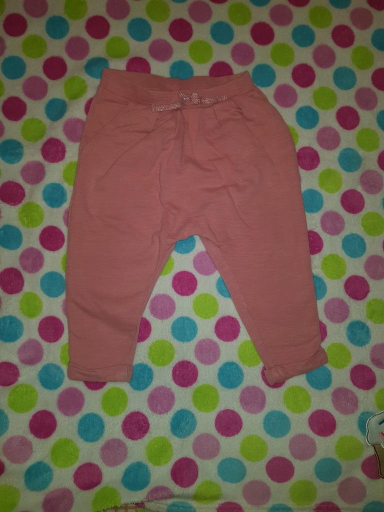 Spodnie dresowe BAGGY NEXT r.80