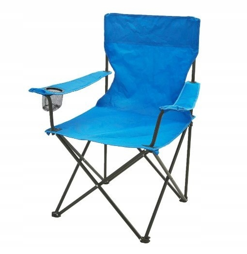 Krzesło krzesełko składane 100kg wędkarskie piknik