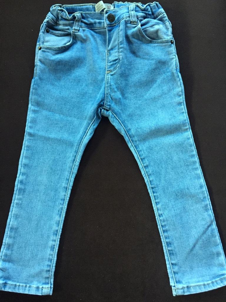 Ubranka dla dziewczynki r.98 cm, Zara, Next ,