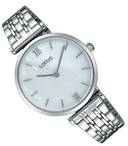 KLASYK Damski zegarek z bransoletą Lorus RRW93EX9