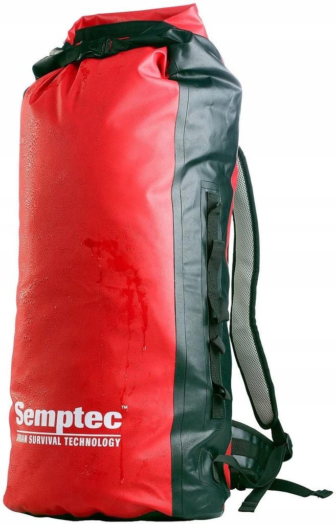 Wodoodporny plecak trekkingowy Semptec 70L (C)