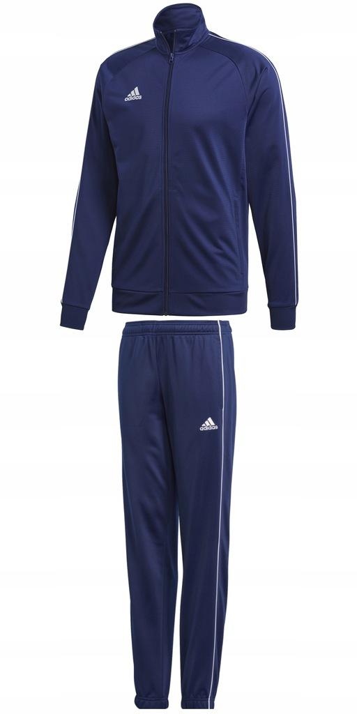 Dres sportowy, piłkarski Adidas Core 18 - 152