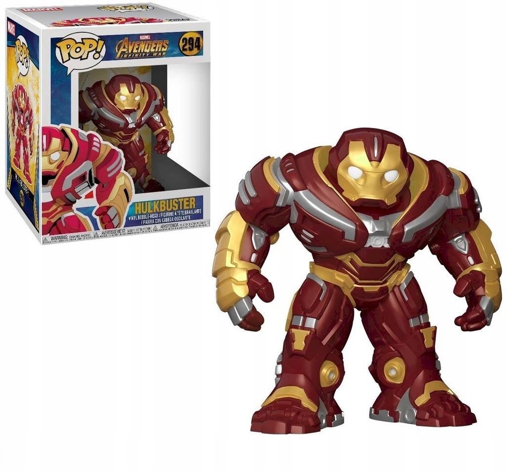 Avengers Infinity War Funko POP Hulkbuster 15cm