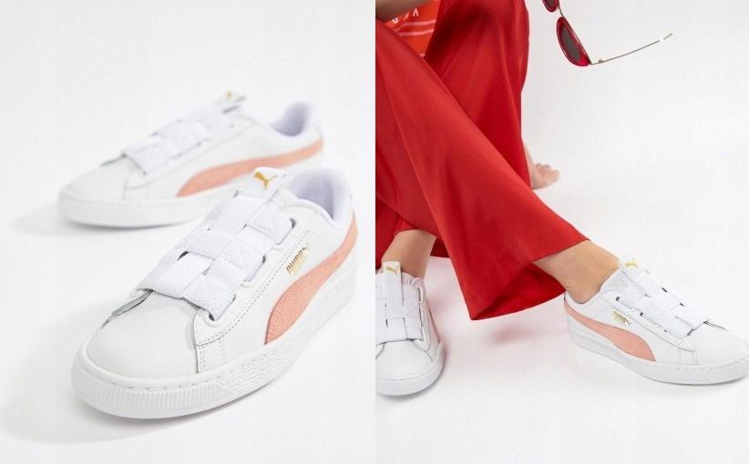 Buty sportowe puma r. 40 nowe oryginalne różowe do biegania