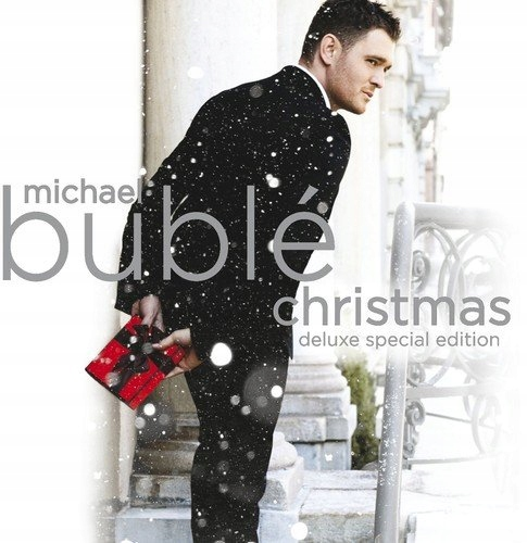 Michael Buble Christmas Cd Deluxe 8749700363 Oficjalne Archiwum Allegro