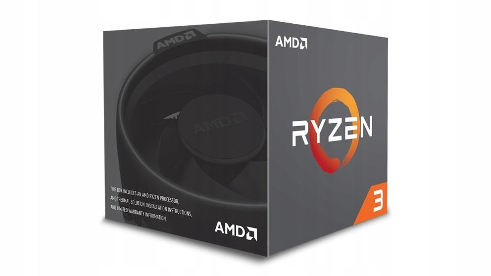 AMD Procesor Ryzen 3 1200 3,1GH AM4 YD1200BBAEBOX