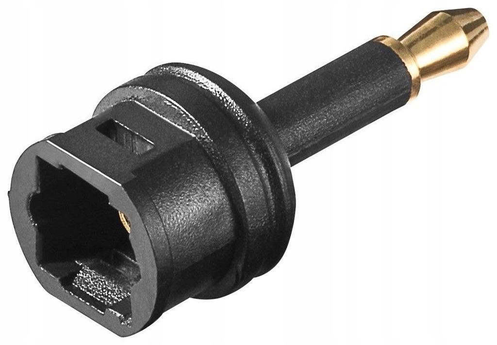 Goobay 11922 Toslink digital/audio adapter, TOSLIN