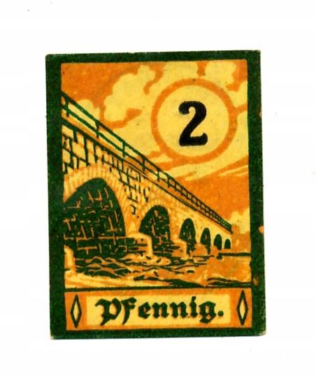 2 fenig 1920