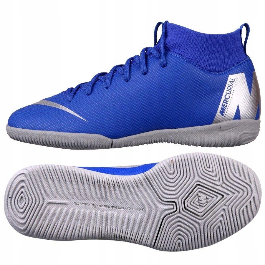 Buty Nike Mercurial JR SuperflyX 6 Academy GS ; 33