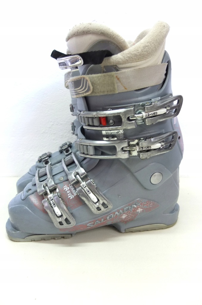 buty narciarskie Salomon charm X 6 stan idealny