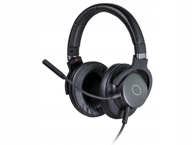 COOLER MASTER Słuchawki z mikrofonem MH751 czarne