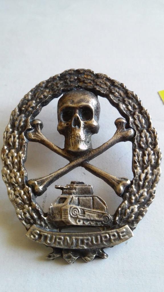 Odznaka szturmowa STURMTRUPPE
