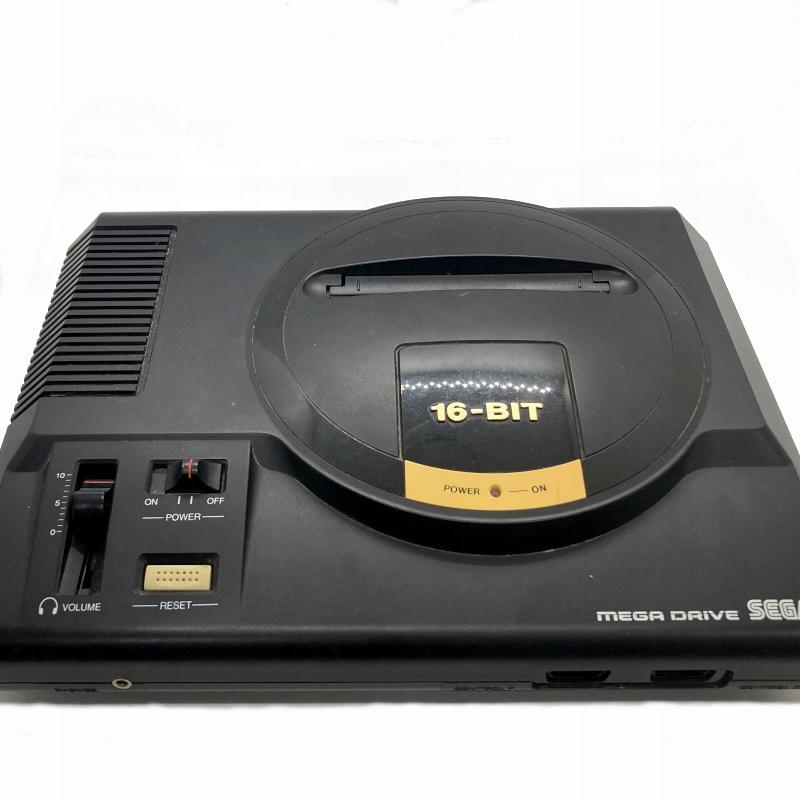 Konsola Sega Mega Drive PIXELRETROSHOP