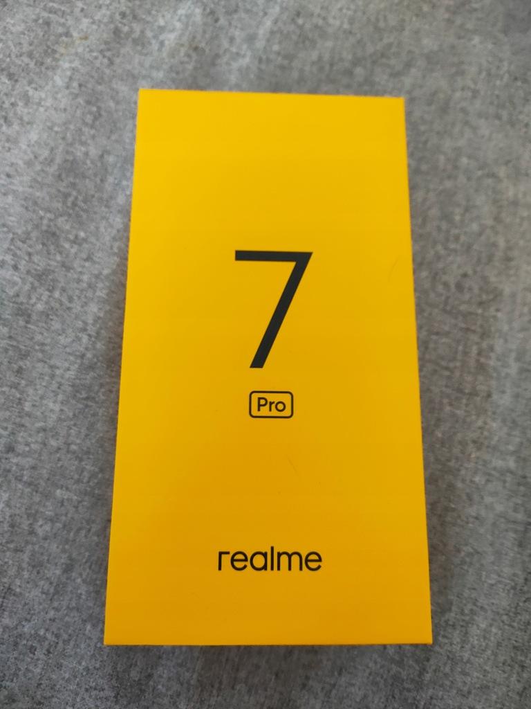 Smartfon Realme 7 Pro 8 GB / 128 GB niebieski
