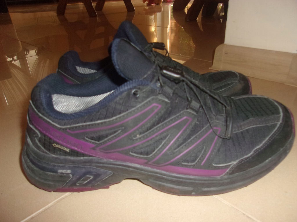 Buty damskie SALOMON Wings Gore Tex 40 23 26cm