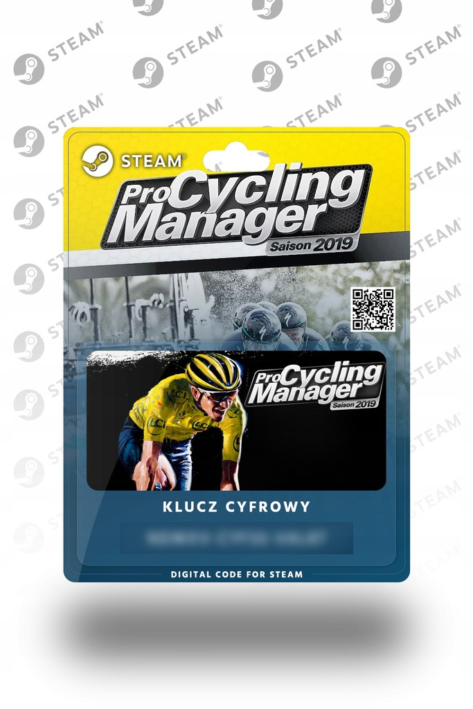 Pro Cycling Manager 2019 - KLUCZ STEAM - PC
