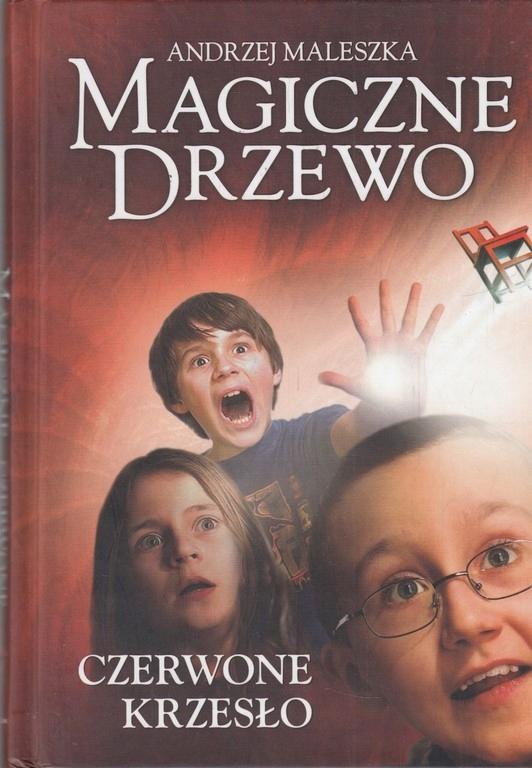 MAGICZNE DRZEWO CZERWONE KRZESŁO LEKTURA Allegro.pl