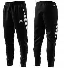 Adidas Sereno J NOWE Spodnie treningowe