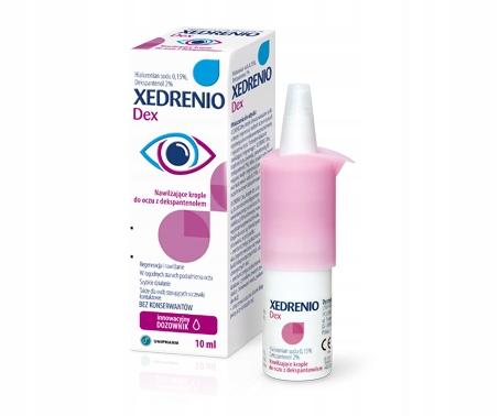 Xedrenio Dex krople do oczu - 10 ml