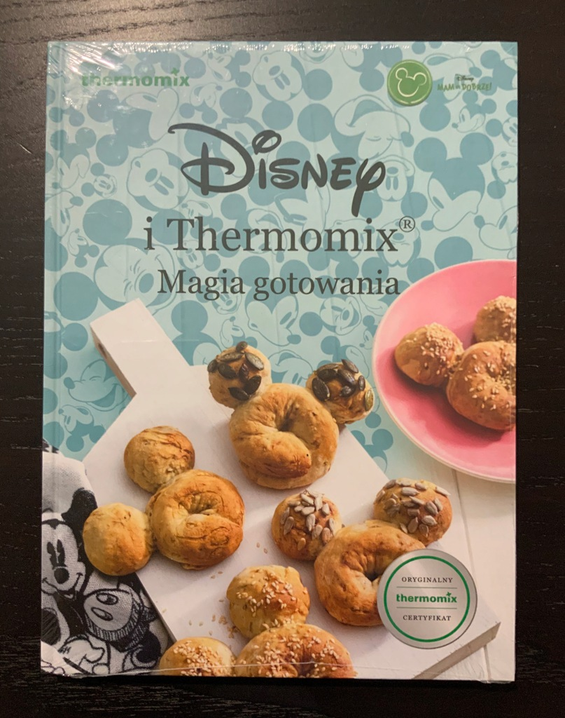 Książka Disney i Thermomix. Magia gotowania