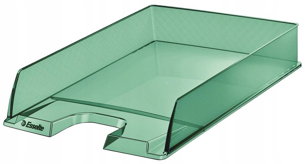 Kuweta zielona na dokumenty Esselte A4