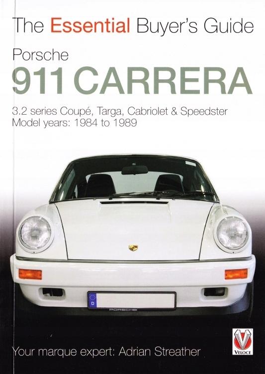 Porsche 911 Carrera 84-89 poradnik dla kupującychA