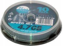 Platinum DVD+R /10/Cake 4,7GB 16x