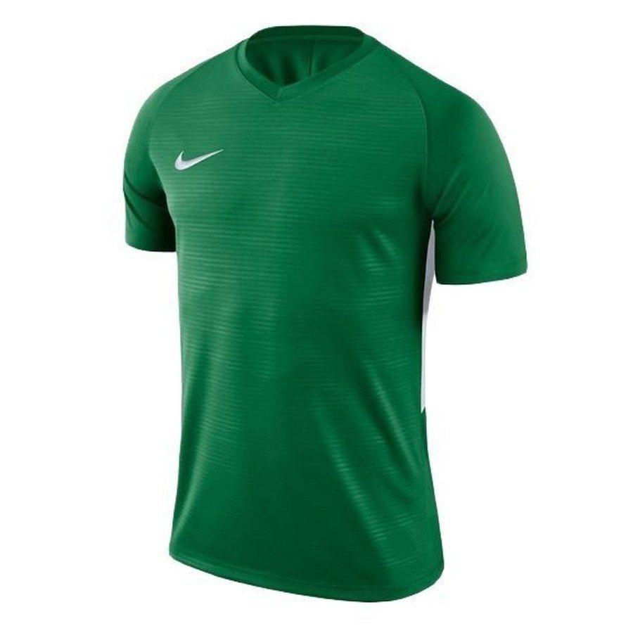 Koszulka Męska Nike Dry Tiempo zielon XL