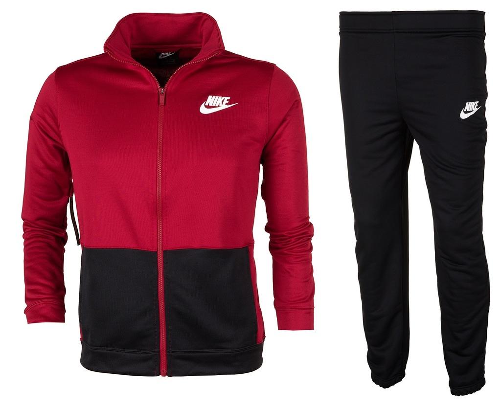 Nike dres kompletny chłopięcy AJ5449 618 r 128-137