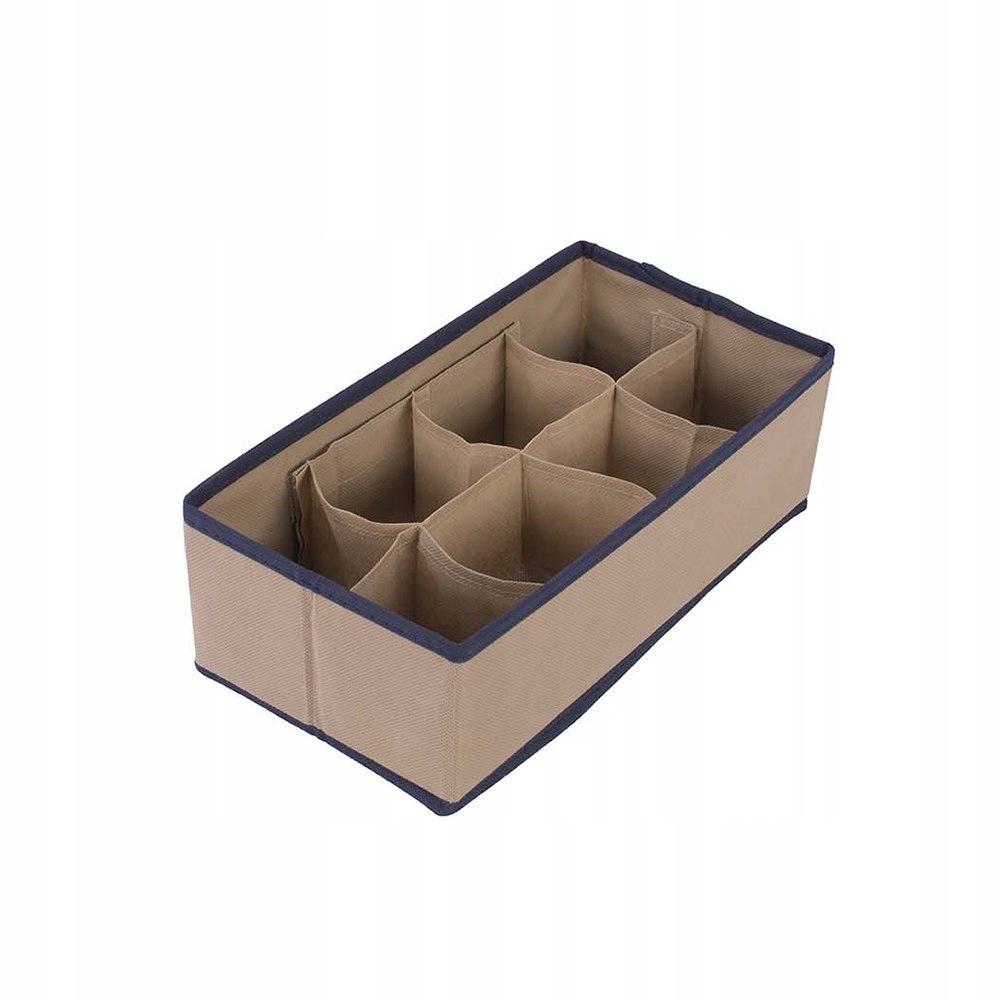 Organizer do szuflady beżowy 29 x 15 x 9 KAM