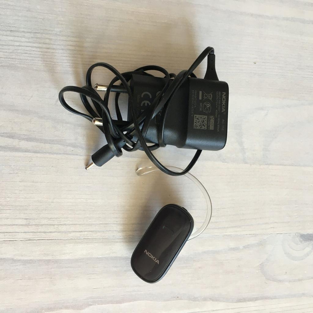 Słuchawka bezprzewodowa bluetooth Nokia BH-105
