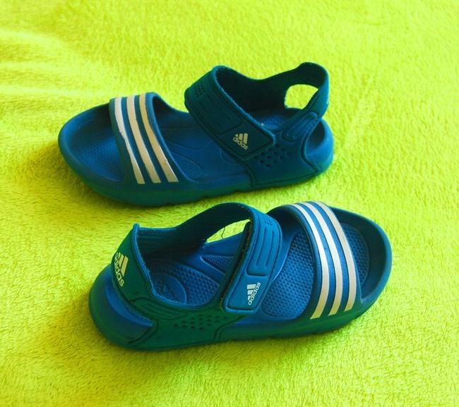 sandały sportowe 30/31 Adidas
