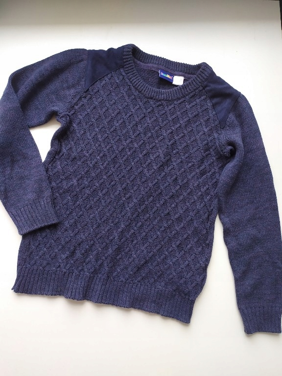 elegancki sweterek lupilu rozm. 110-116