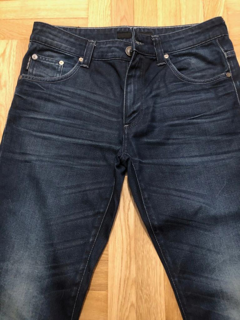 Spodnie Calvin Klein Jeans rozm. 30