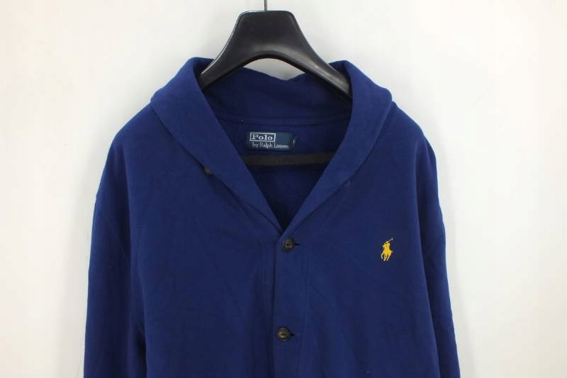 Ralph Lauren sweter męski XL kardigan bawełna