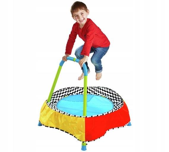 Trampolina Domowa Z Raczka Dla Dzieci 9128275150 Oficjalne Archiwum Allegro